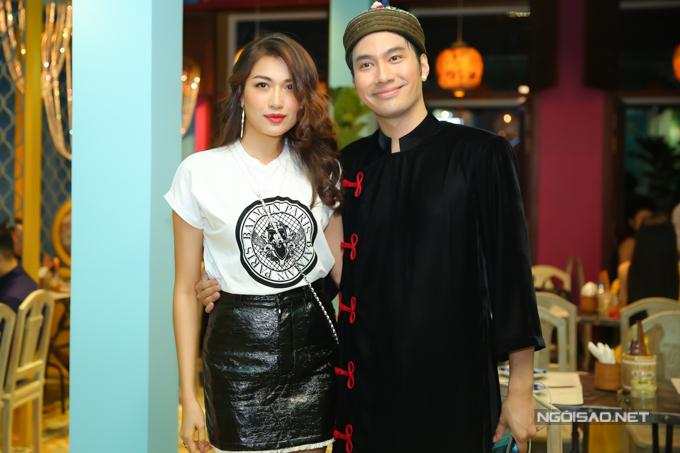 Á hậu 2 Hoa hậu Hoàn vũ Việt Nam 2015 Lệ Hằng.