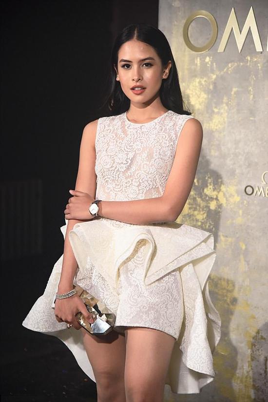 Nữ diễn viên kiêm ca sĩ Indonesia, Maudy Ayunda.