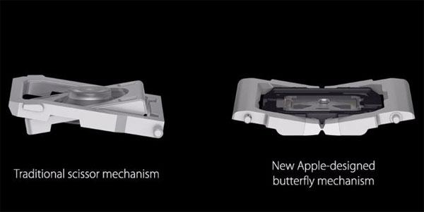 Bàn phím MacBook Pro mới có tỷ lệ hư hỏng cao gấp đôi so với đời cũ