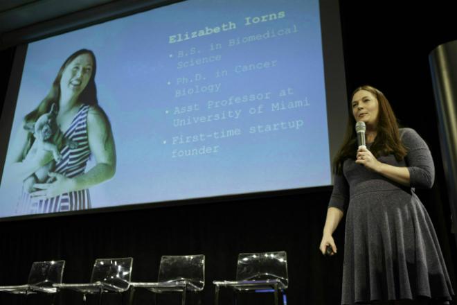 Iorns thay đổi cách các công ty trên thế giới tiếp cận dịch vụ R&D. Ảnh: FemaleFounderStories