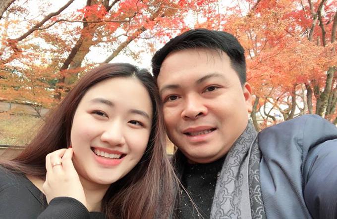 Vợ chồng hoa hậu Thu Ngân chia sẻ lại những hình ảnh trong kỳ nghỉ ở Kyoto (Nhật Bản) khi vào mùa lá đỏ năm ngoái.