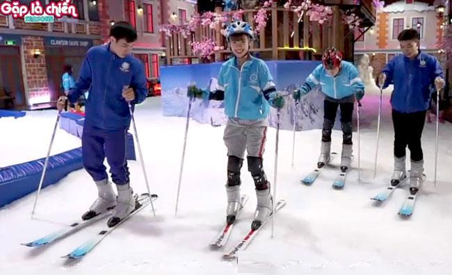 Trước khi bắt đầu thử sức với bộ môn trượt tuyết,