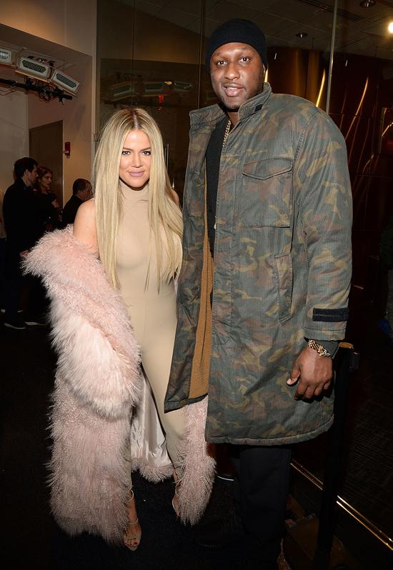Lamar hồi phục sau tai nạn sốc thuốc, tham dự show diễn thời trang cùng Khloe vào đầu năm 2016. Hai người sau đó đã ly hôn vào giữ mối quan hệ bạn bè.
