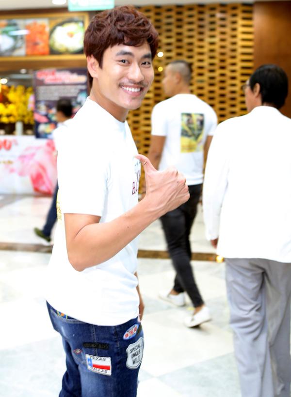 Kiều Minh Tuấn từng phải giảm cân cấp tốc để đóng phim của Lý Hải.