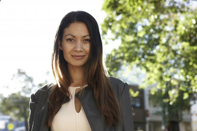 Melanie Perkins là CEO và đồng sáng lập của Canva. Ảnh: Ideashoist