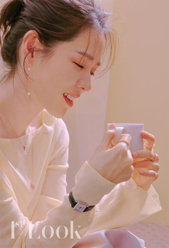 Cận cảnh nhan sắc tự nhiên của Chị đẹp Son Ye Jin - 2