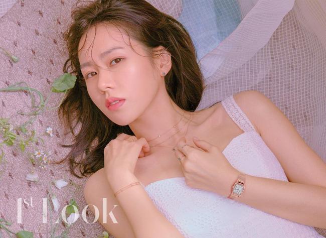 Cận cảnh nhan sắc tự nhiên của Chị đẹp Son Ye Jin - 7