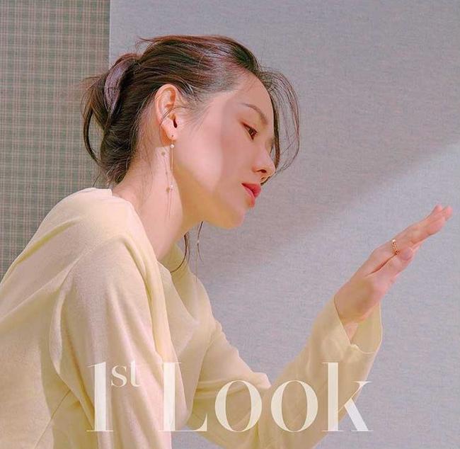 Cận cảnh nhan sắc tự nhiên của Chị đẹp Son Ye Jin - 9