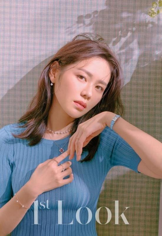 Cận cảnh nhan sắc tự nhiên của Chị đẹp Son Ye Jin - 3