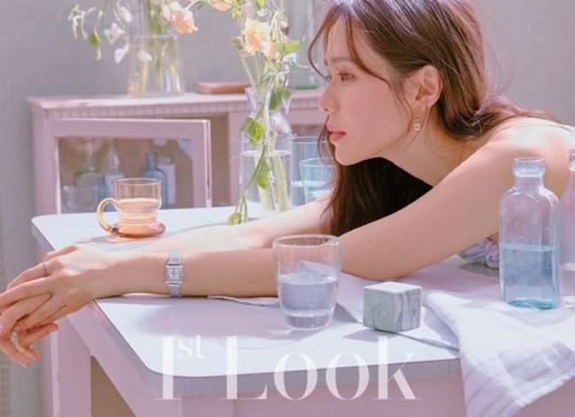 Cận cảnh nhan sắc tự nhiên của Chị đẹp Son Ye Jin - 5