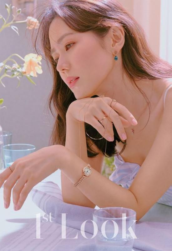 Cận cảnh nhan sắc tự nhiên của Chị đẹp Son Ye Jin - 4