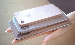 Ảnh dựng về bộ ba iPhone thế hệ mới
