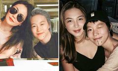 Con gái 'nổi loạn' của diva Vương Phi: 14 tuổi bỏ học, thay người yêu liên tục