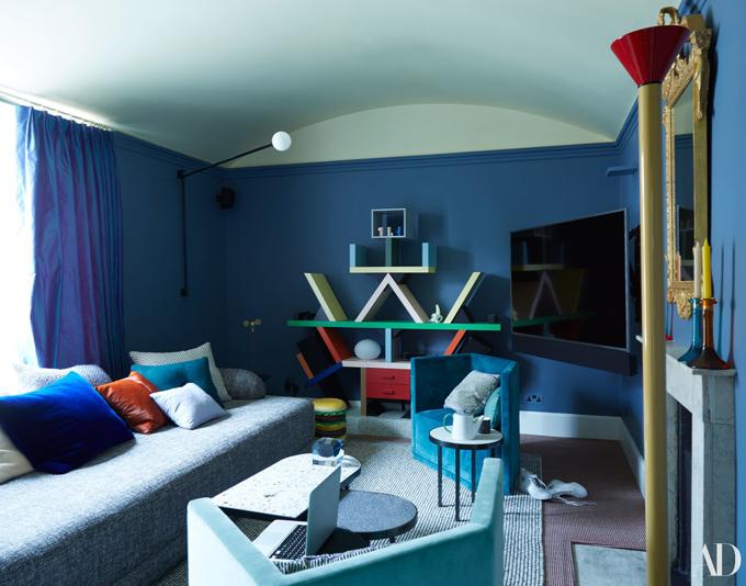 Cara là người có cá tính mạnh mẽ, bởi vậy chúng tôi muốn căn nhà phản ánh phong cách của cô ấy, kiến trúc sư chia sẻ.