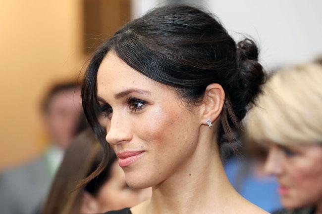 Nữ diễn viên người Mỹ có nốt ruồi y hệt mẹ chồng quá cố. Ảnh: People.