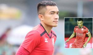 Học trò Miura lĩnh án treo giò 4 trận vì pha vào bóng triệt hạ với Phan Văn Đức