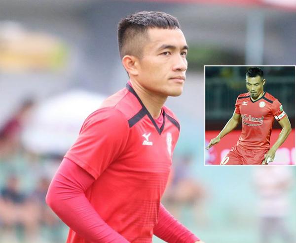 CLB TP HCM đang gặp tổn thất lớn vì lực lượng khi nhiều cầu thủ dính chấn thương, Ngọc Đức, Đình Luật dính án treo giò.