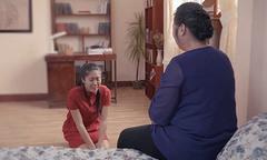 Lê Phương cạn nước mắt khi bị 'mẹ' Hồng Vân đối xử ghẻ lạnh