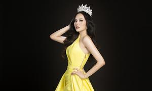 Người đẹp Diệu Linh thi Nữ hoàng Du lịch Quốc tế 2018
