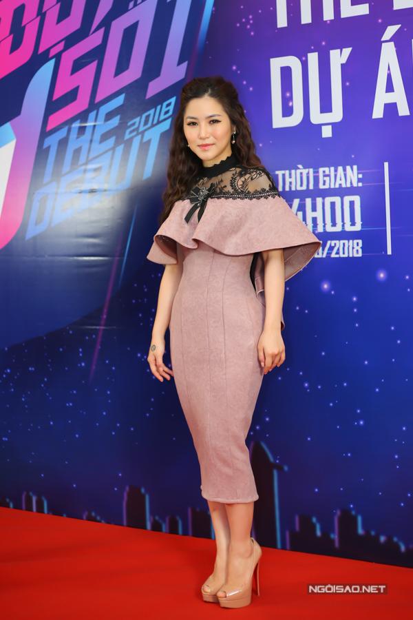 Đức Phúc, Hoàng Thùy Linh, Hương Tràm làm giám khảo cuộc thi âm nhạc - 1