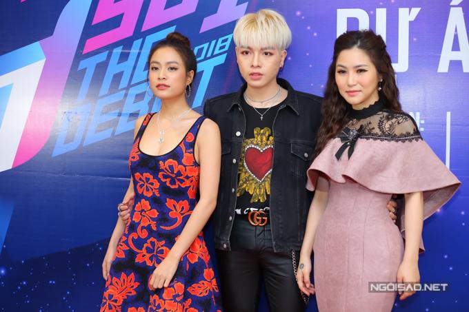 Đức Phúc, Hoàng Thùy Linh, Hương Tràm làm giám khảo cuộc thi âm nhạc - 3