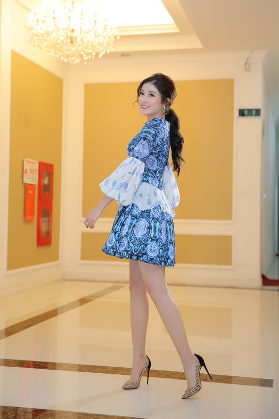 Huyền My làm giám khảo sau khi lọt top Hoa hậu đẹp nhất thế giới 2017 - 1