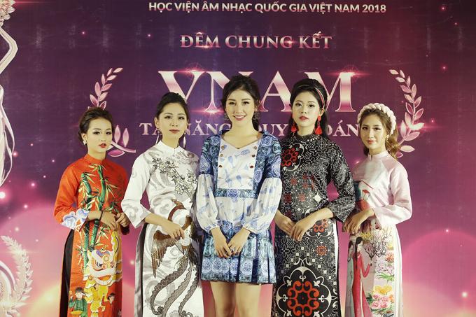 Huyền My làm giám khảo sau khi lọt top Hoa hậu đẹp nhất thế giới 2017 - 5