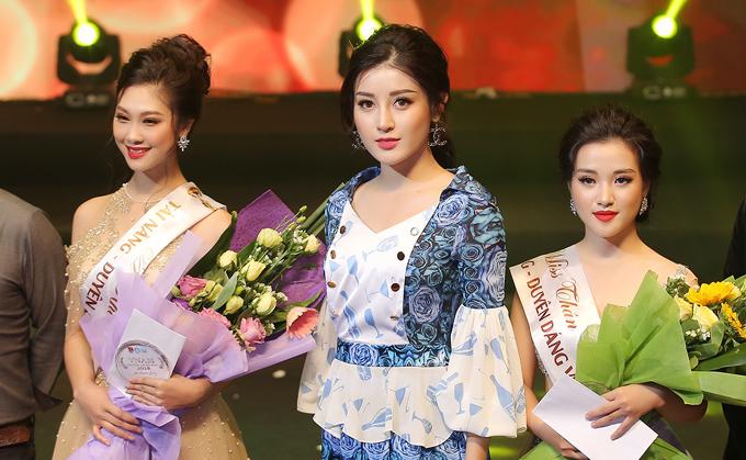 Huyền My làm giám khảo sau khi lọt top Hoa hậu đẹp nhất thế giới 2017 - 6