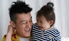 Trần Quán Hy: Từ gã trai hư đến ông bố tôn thờ gia đình