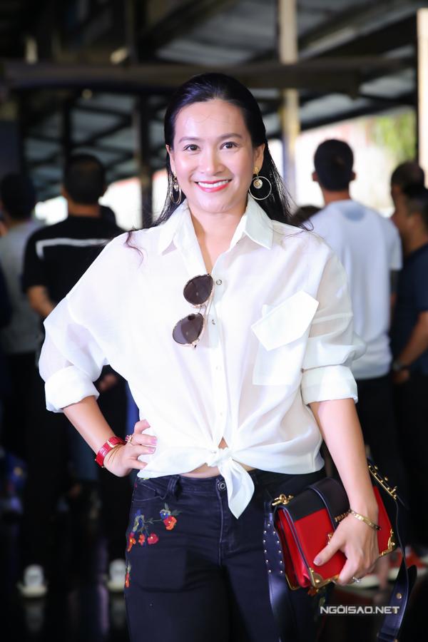 Anh Thơ - vợ Bình Minh là bạn thân nhiều năm nay của Trương Ngọc Ánh.