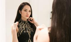Diệu Linh đầu tư hơn 30 bộ trang phục cho Nữ hoàng Du lịch Quốc tế