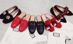 Bảo Thy sắm liền một lúc gần 20 đôi giày mừng sinh nhật tuổi 30