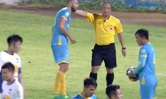 HAGL mất chiến thắng vì tình huống penalty tranh cãi