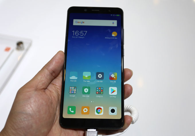 Xiaomi ra mắt Redmi Note 5 giá từ gần 5 triệu đồng - 7
