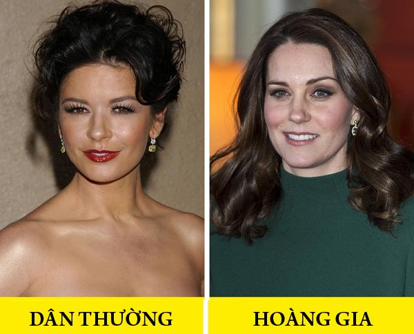Không dùng son đậm màu Phần lớn các thành viên hoàng gia đều sử dụng son môi tone màu nude