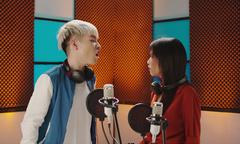 Hòa Minzy và Đức Phúc 'khẩu chiến' trong phòng thu âm