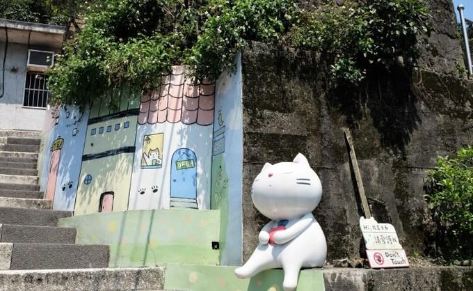 Houtong - điểm đến dành cho kẻ cuồng mèo ở Đài Loan