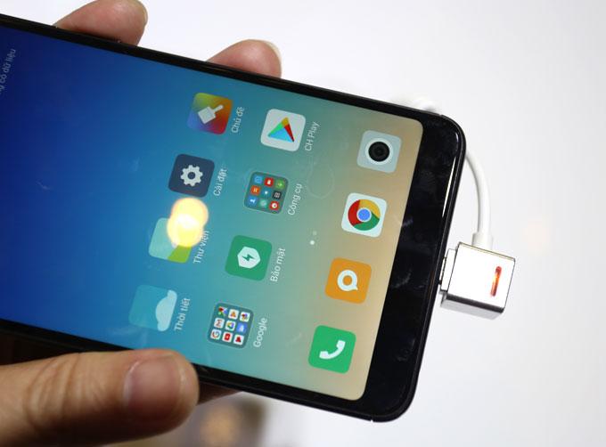 Xiaomi ra mắt Redmi Note 5 giá từ gần 5 triệu đồng - 1