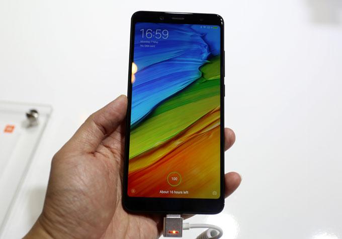 Xiaomi ra mắt Redmi Note 5 giá từ gần 5 triệu đồng