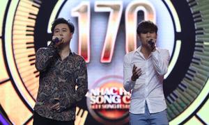Tác giả hit 'Anh cứ đi đi' lần đầu tham gia gameshow âm nhạc