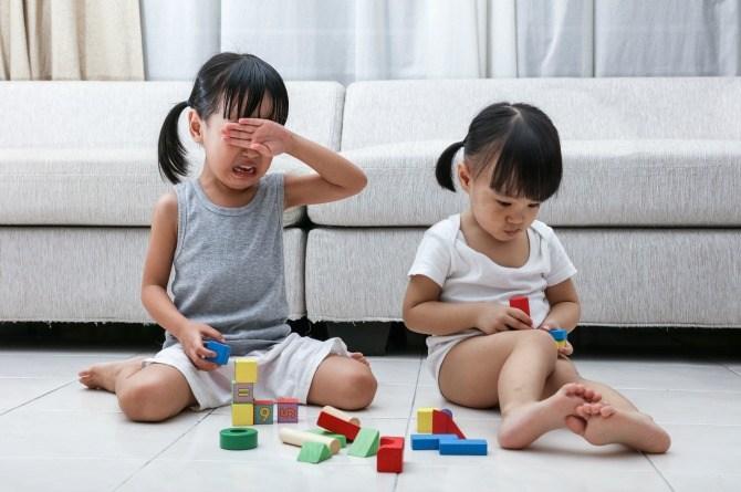 Hãy dừng việc ép trẻ 1-3 tuổi nói Xin lỗi vì chúng thực sự chẳng để tâm