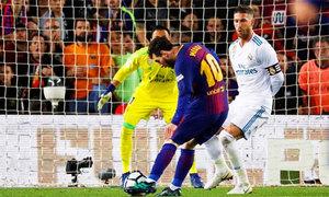 Messi và C. Ronaldo cùng lập kỷ lục ở trận Kinh điển
