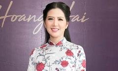 Đinh Hiền Anh trình diễn trong show thời trang của Hoàng Hải tại LHP Cannes 2018