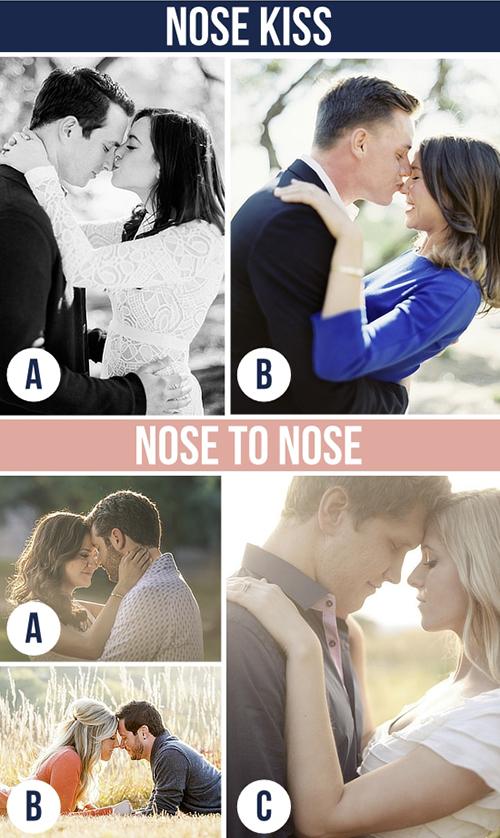 Những kiểu tạo dáng tình bể bình khi chụp ảnh cưới - 7