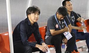 Mất nhiều trụ cột, đội bóng của Miura thua đậm Hà Nội trên sân nhà