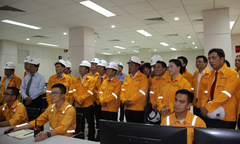 Khánh thành nhà máy xử lý khí Cà Mau