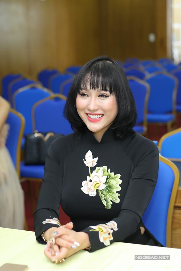 Nữ diễn viên hiện giữ chức tổng giám đốc công ty mỹ phẩm mang tên cô.