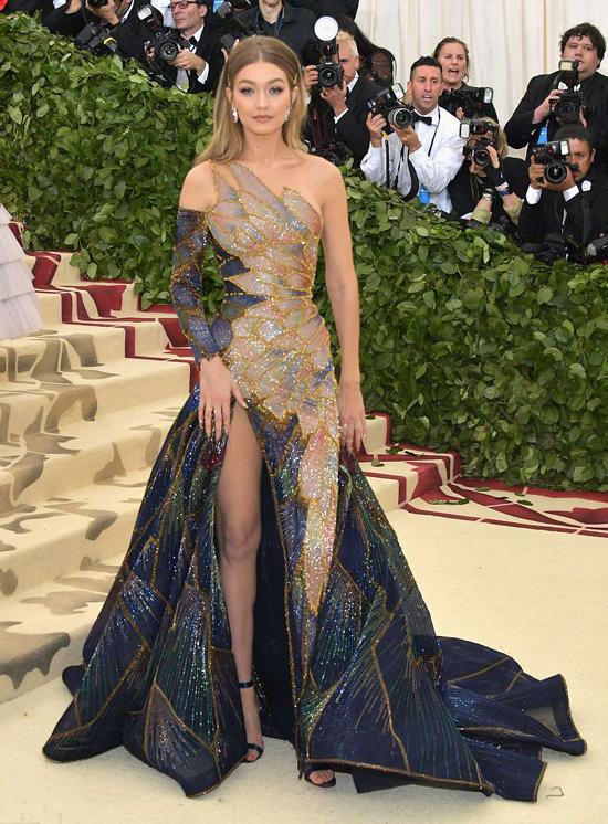 Siêu mẫu Gigi Hadid.