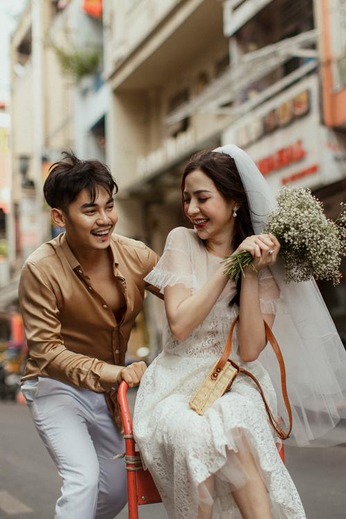Anh Thư và Ngọc Phước được mọi người ví là một cặp trai tài, gái sắc, tương xứng cả về ngoại hình lẫn khả năng kinh doanh.