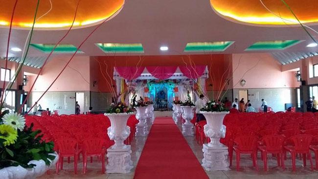 Một tiệc cưới tại Ấn Độ. Ảnh: India of Times.